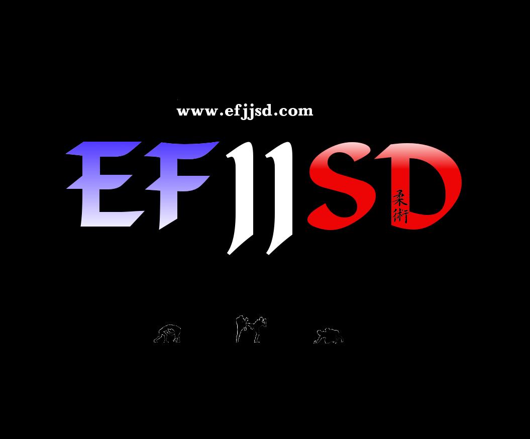 logo efjjsd jujitsu
