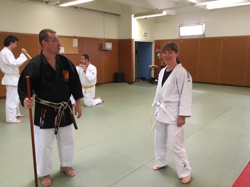 jujitsu efjjsd stage ete 2015 thierry booms 2
