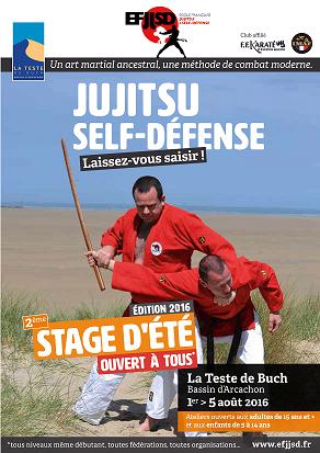 jujitsu stage ete 2016 couverture flyer arcachon efjjsd petite taille
