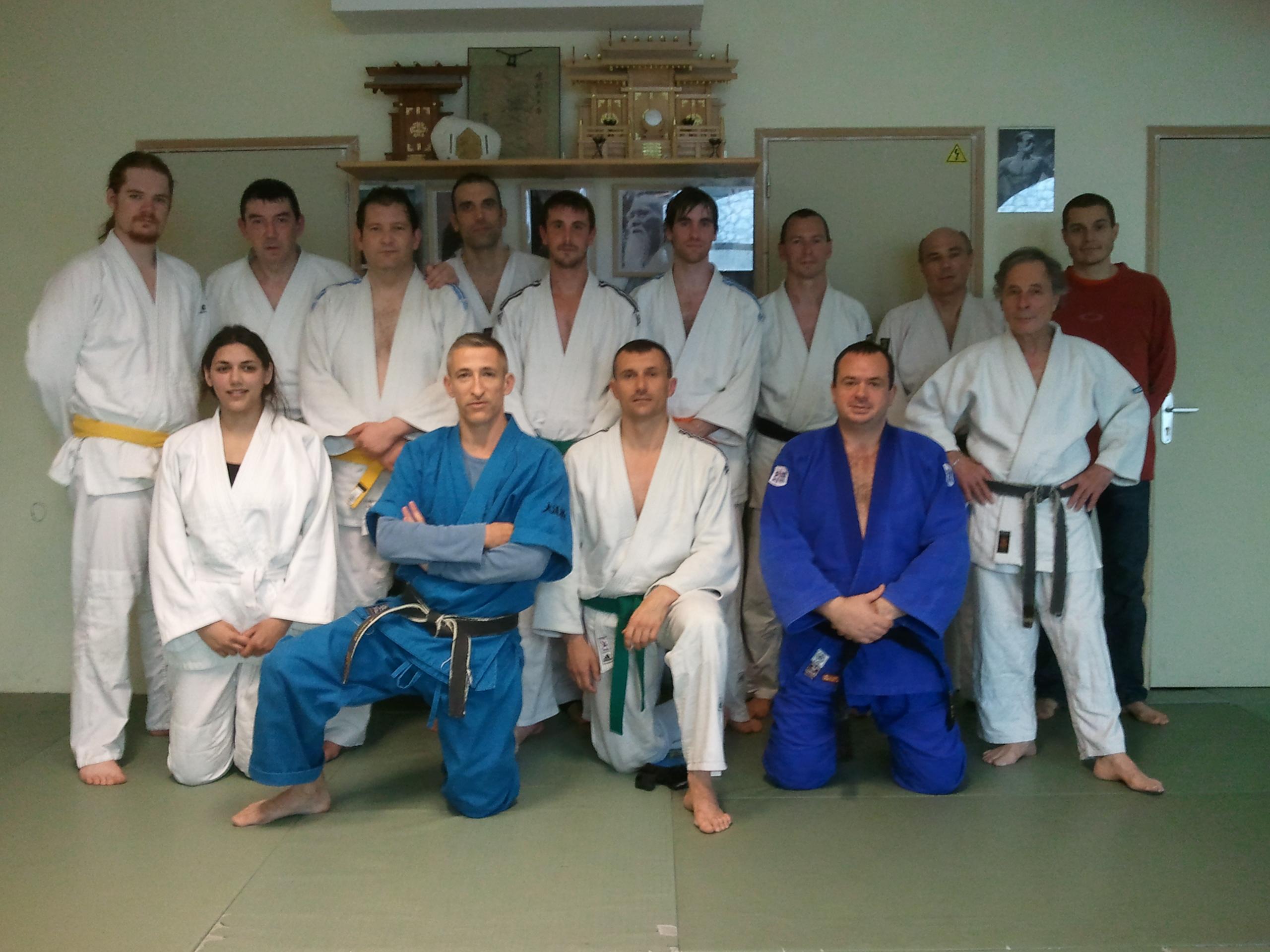 retour sur le stage jujitsu efjjsd du 2012-05-12