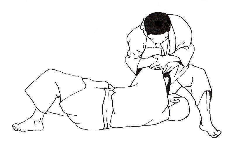ude-gatame-jujitsu-efjjsd-stage-du-30-juin-2012