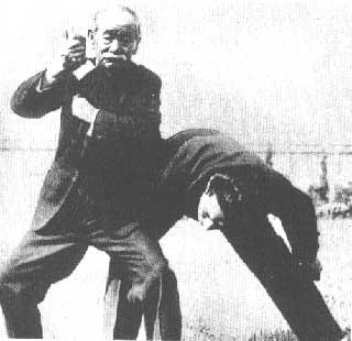 Jujitsu-kano