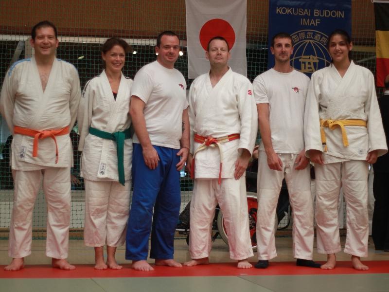 stage jujitsu imaf japon 20 et 21 octobre 2012 1