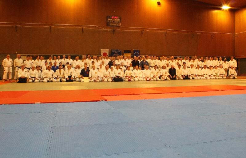 stage jujitsu imaf japon 20 et 21 octobre 2012 2