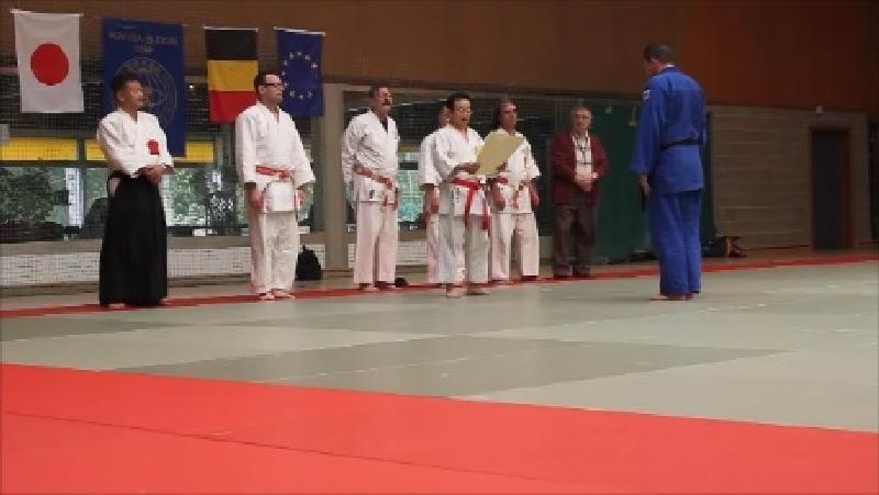 stage jujitsu imaf japon 20 et 21 octobre 2012 3