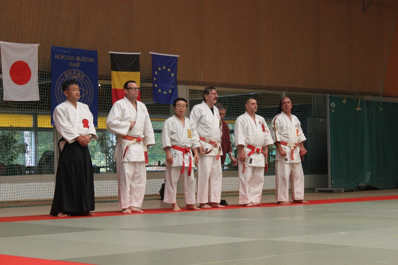 stage jujitsu imaf japon 20 et 21 octobre 2012 4