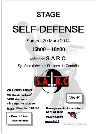 stage-efjjsd-sarc-self-defense-affiche-29-mars-2014