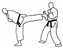 ushiro geri-efjjsd-jujitsu-randori-atemi