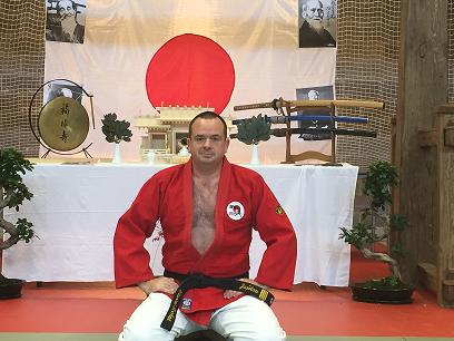 Kimono rouge 2013