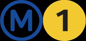 metro 1 dojo cercle tissier