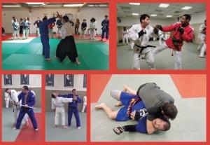 Une école de jujitsu self-défense à Paris active et résolument tournée vers les arts-martiaux