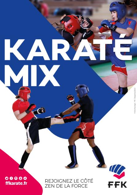 rashguard et short karate mix